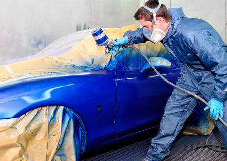 Як вибрати колір фарби автомобіля